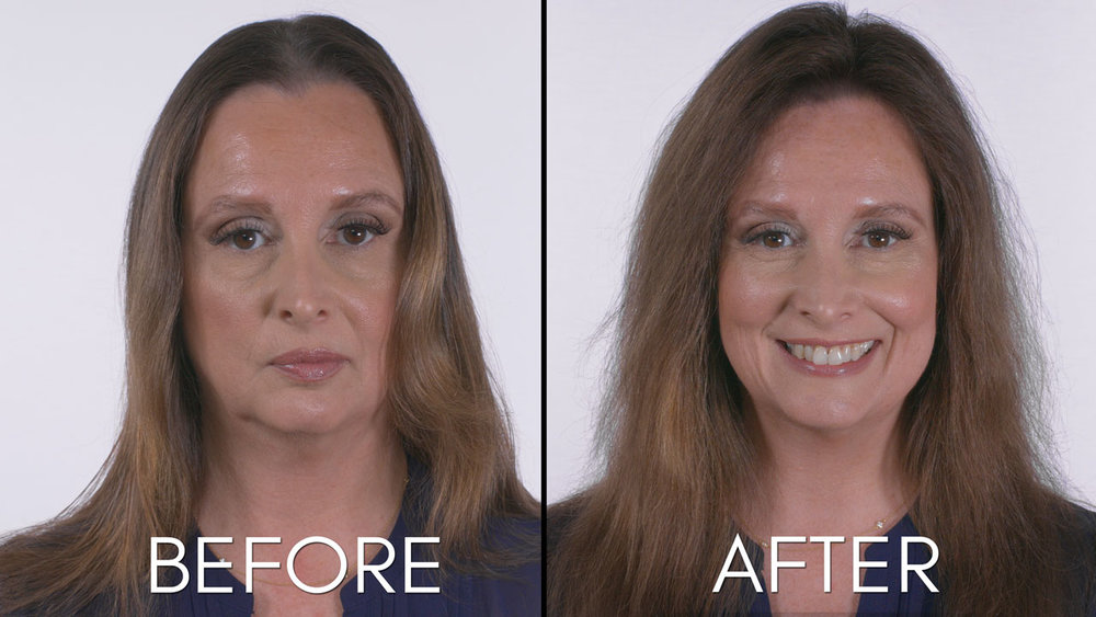 Hair Extensions Before And After Thin Hair Invisablend Blog