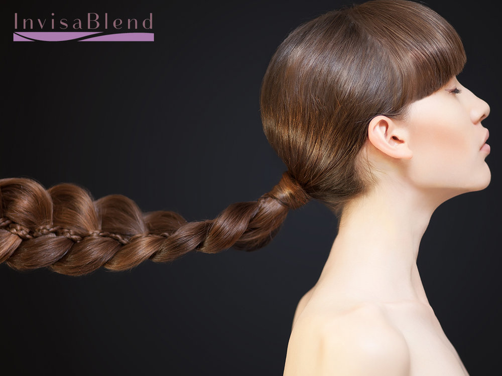 INVISABLEND: HAIR GROWTH EXTENSIONS YOU CAN WEAR FOR YEARS – XOVAIN