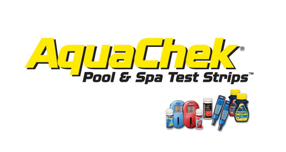 AquaChek Pool & Spa Test Strips