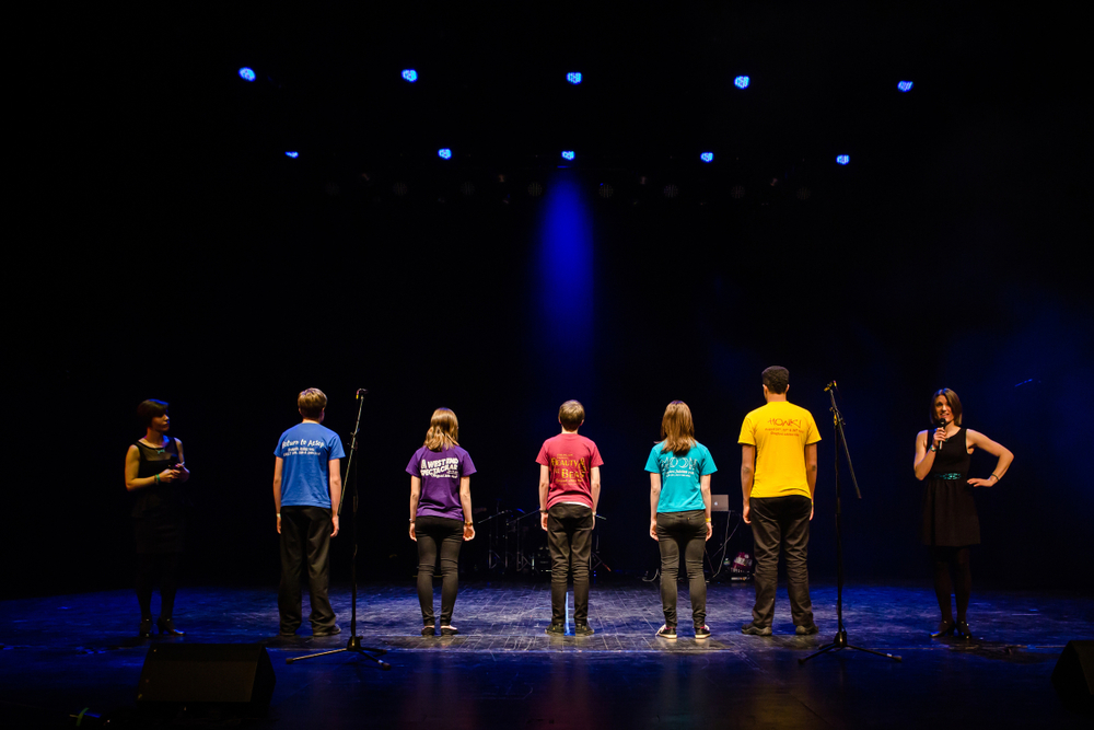 We've run six successful Youth Musical Summer Schools