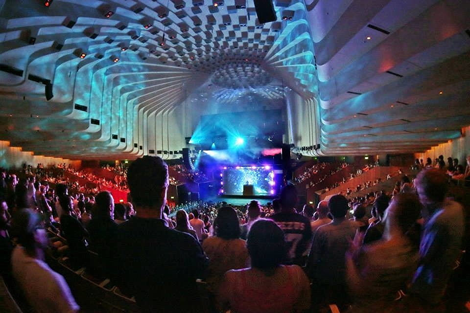 FLYING LOTUS - SYDNEY OPERA HOUSE 2014