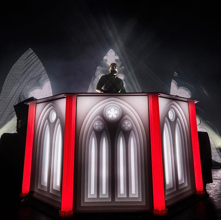 TCHAMI - PROPHECY TOUR