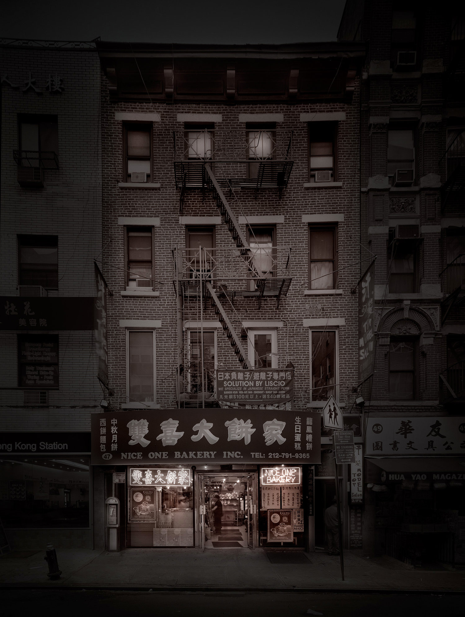 730c49435310 For Xiaodan-Chinatown Tenements — Michael Massaia