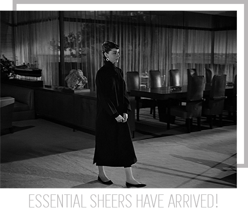 Audrey Hepburn in Billy Wilder's Sabrina Still captured by classiq.me