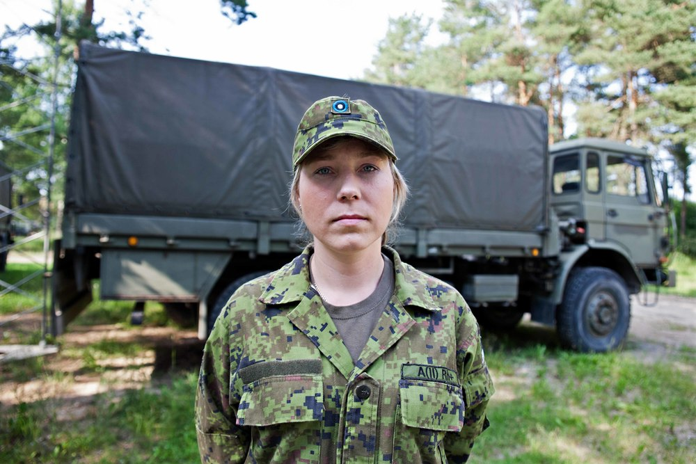 Estonia - Paramilitary Women 04.jpg