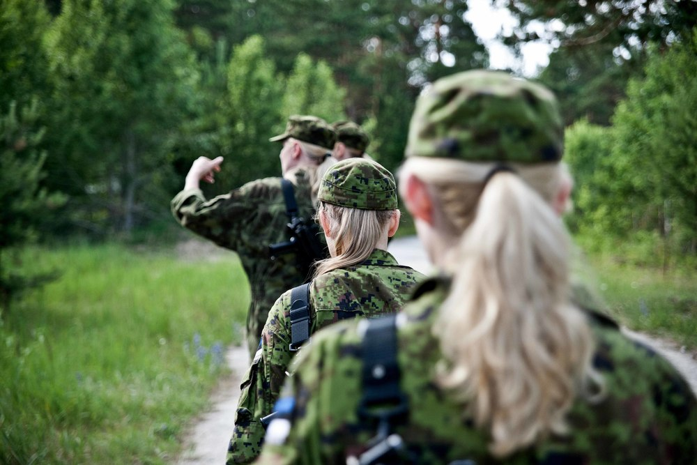 Estonia - Paramilitary Women 06.jpg