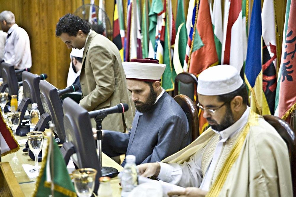 Il Cairo - Festival Canto del Corano (30) Moschea Al Nour.jpg