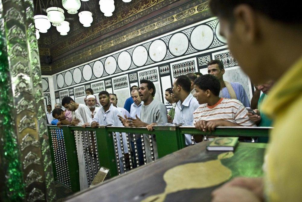 zIl Cairo - Festival Canto del Corano (12) Moschea Sayyidna al-Hussein.jpg