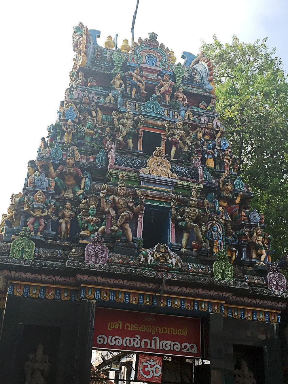 Sree Ganesh Temple Mullackal.