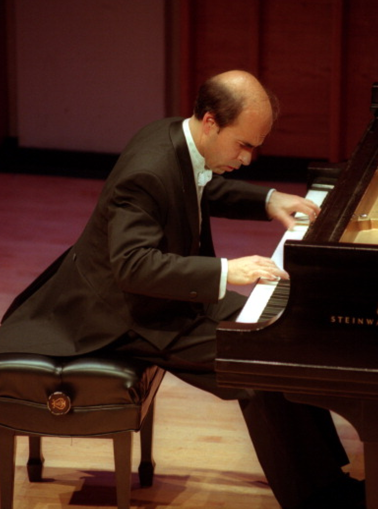 Taub plays Beethoven