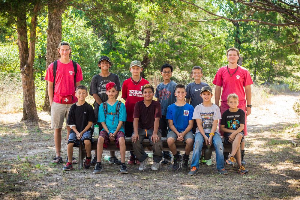 Woodsman Camp