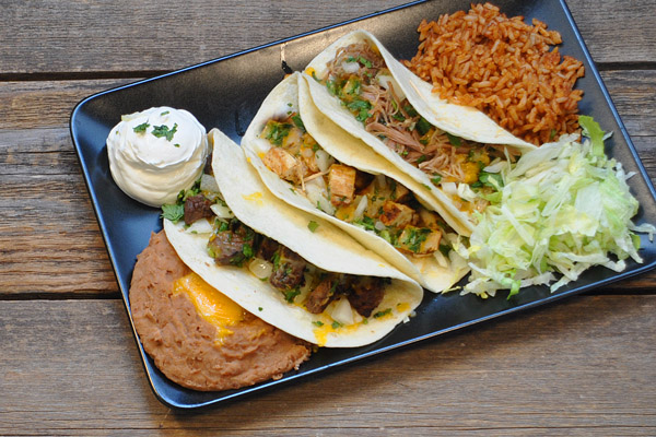 Grilled Steak or Chicken Street Tacos