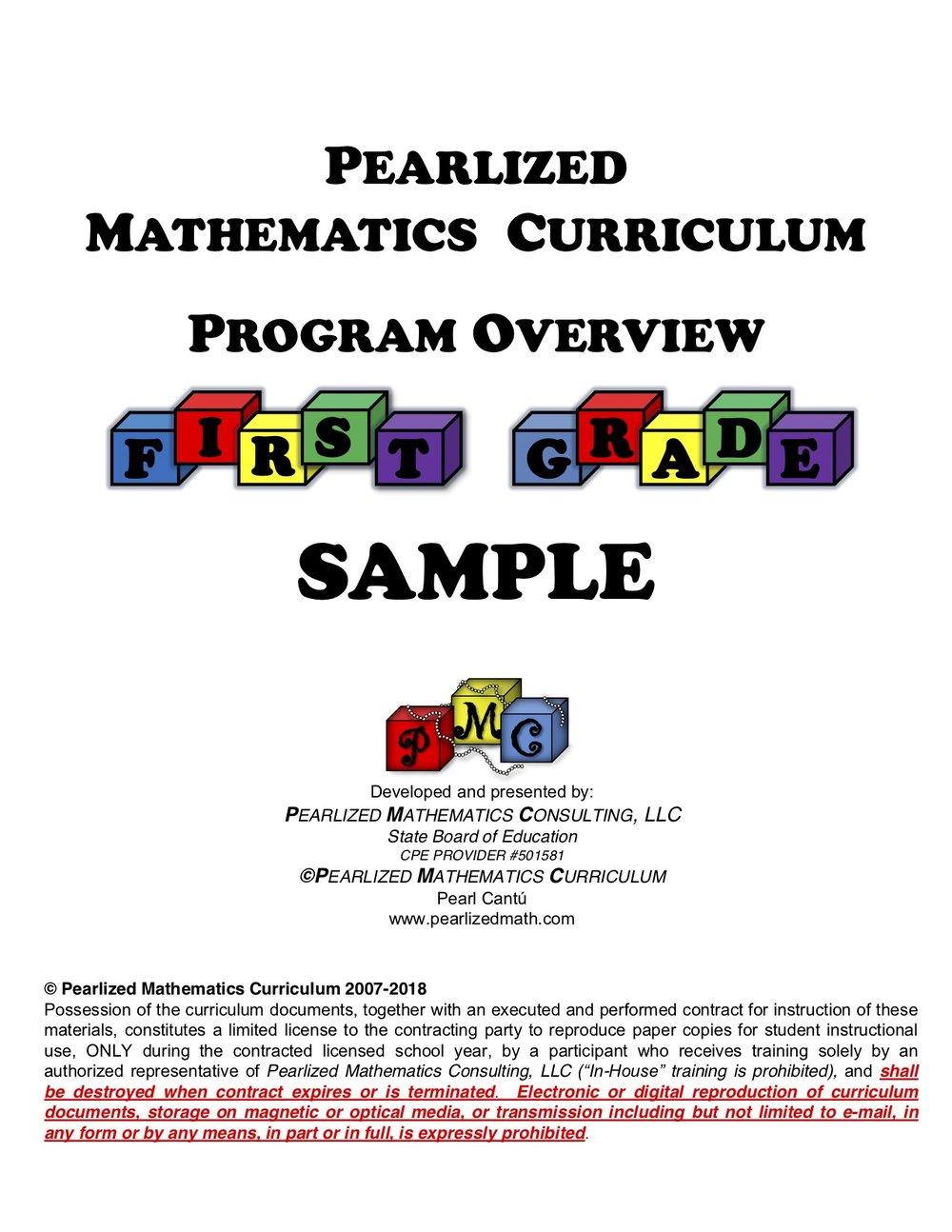 SamplePacket.First Grade 2018-2019.jpg
