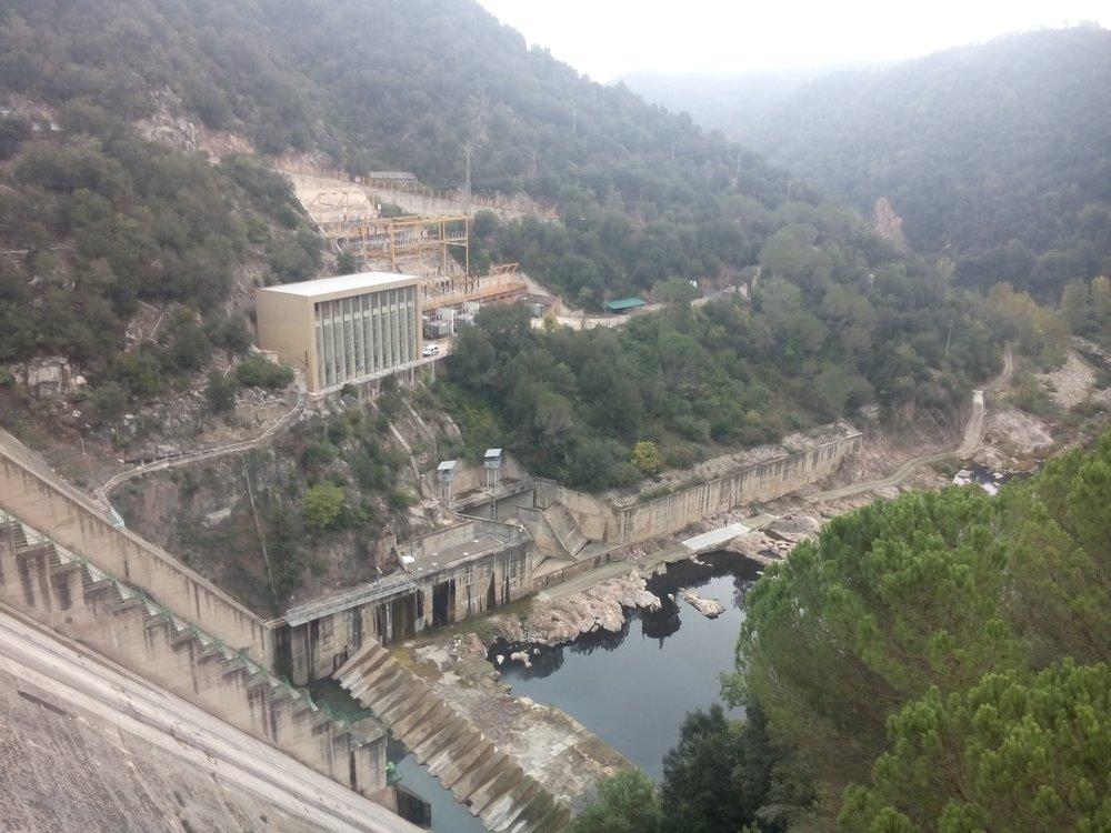 River Ter, Catalunya