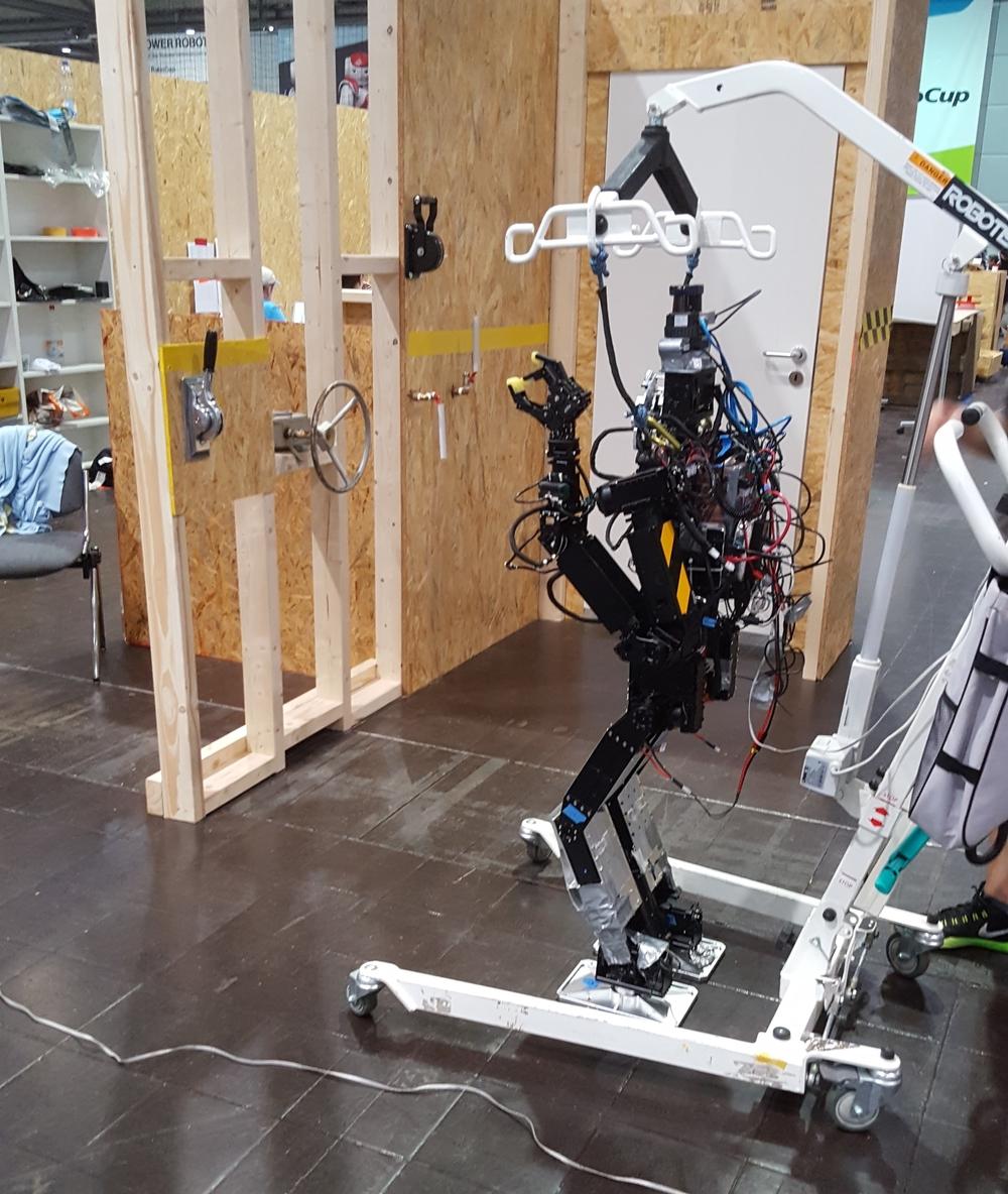 Humanoid Rescue Robot