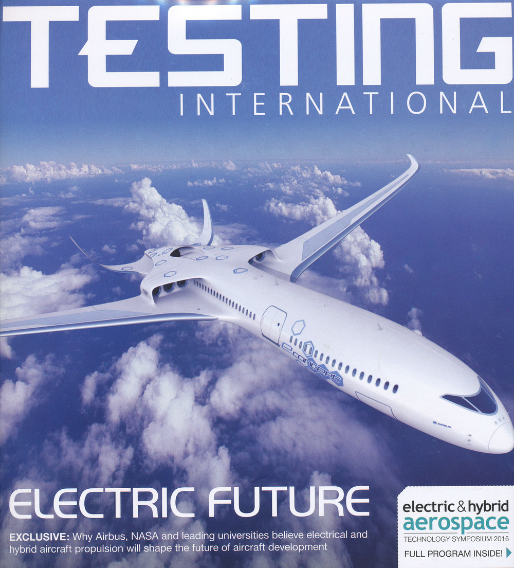 Content Marketing - Article - Aerospace Testing International