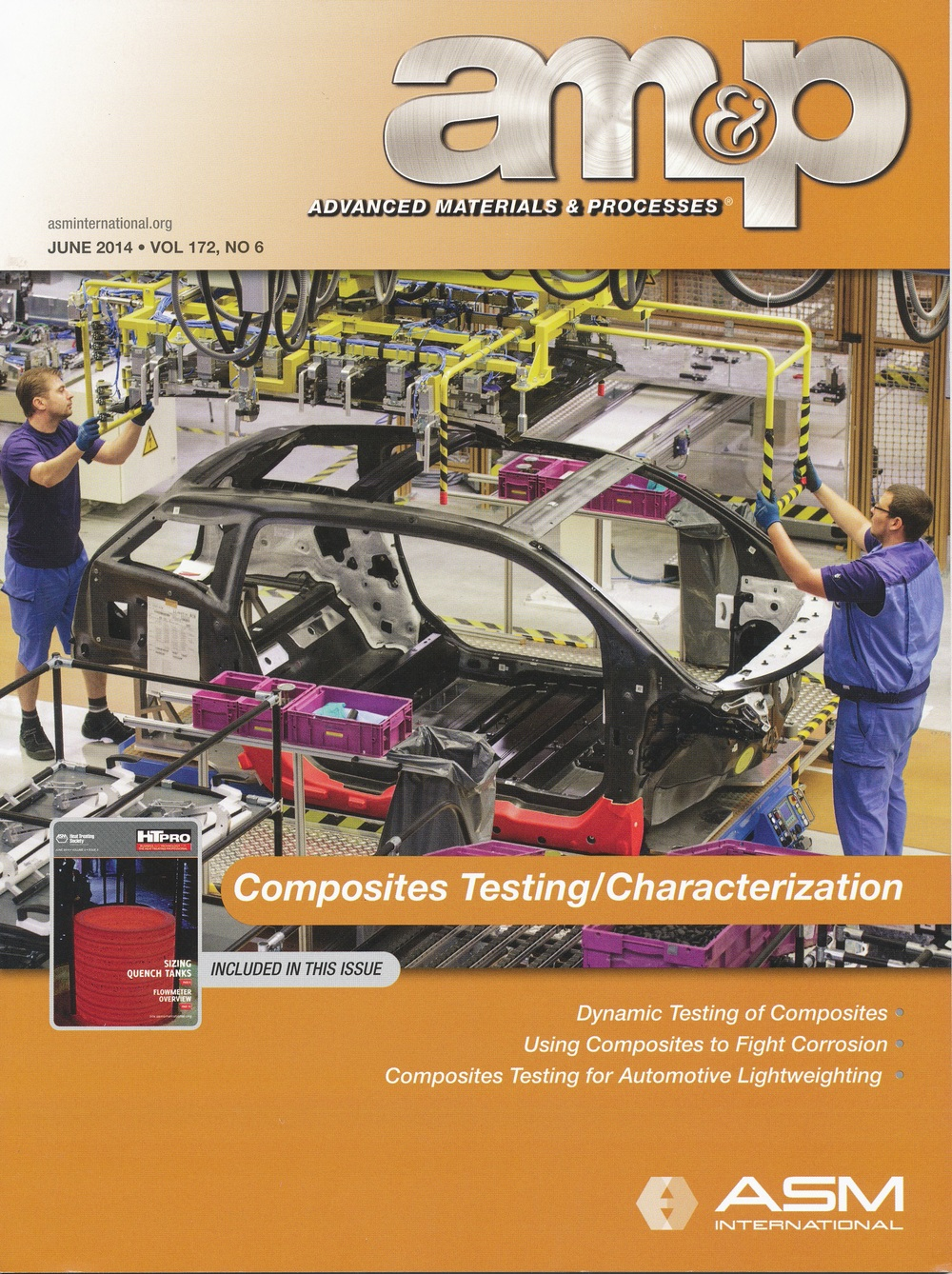 AM&P June 2014 Cover Story - Contributed Article