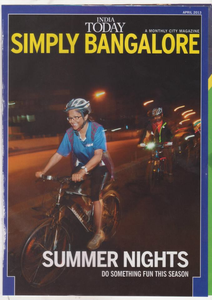 India Today Simply Bangalore