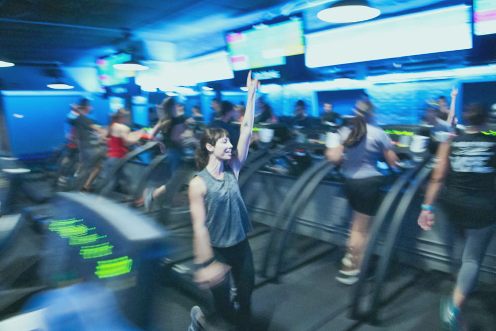 Instructors For All - Our instructors have great energy and are accommodating to all levels of fitness.