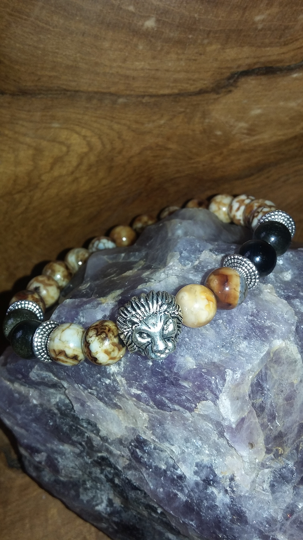 Luxury Men's & Ladies Bracelets made locally by J Bead It
