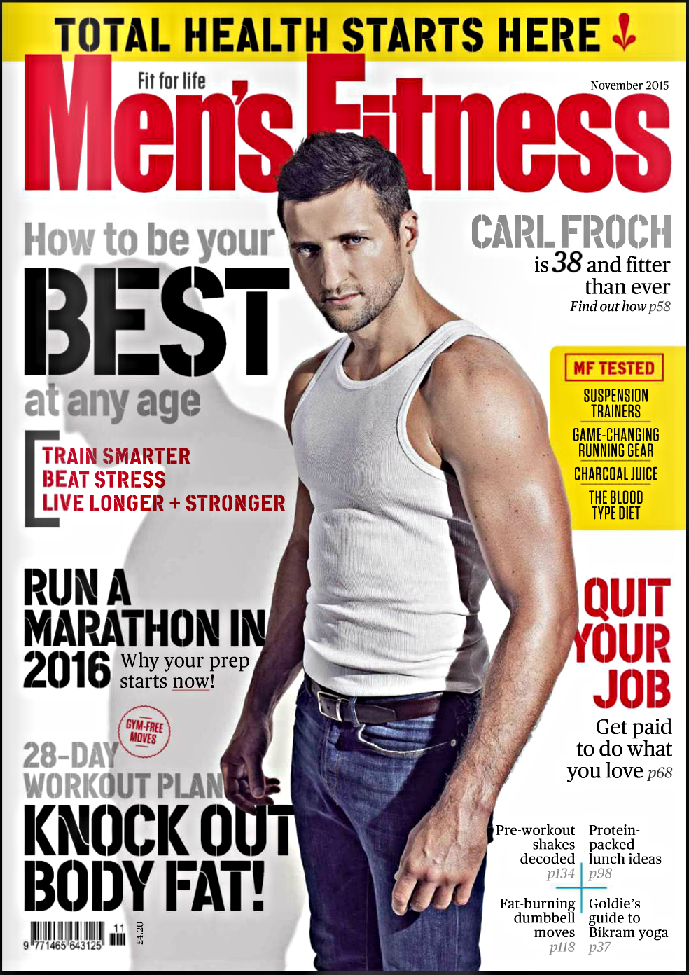 Men's Fitness - UK