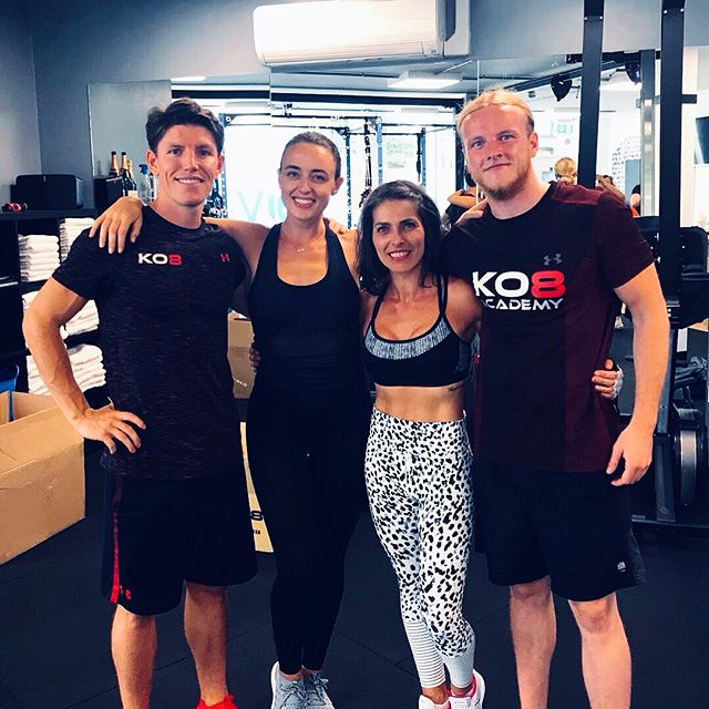 Congratulations @motraining14 for becoming an official @ko8_fitness instructor! 💪🏻 🔥 . . . Michelle is based in Gibraltar and travelled all the way to London for our certification! 👏🏻 🇬🇮 So if you ever go and visit the Rock, hit her up for some training! Welcome to the Family 🙌🏻 . . . KO8ACADEMY.COM #WeTrainWhereWeWant 🌎 @ko8_fitness . . . #KO8 #KO8academy #qualifiedcoach #functionaltraining #personaltrainer #pt #suspensiontraining #resistancebands #gibraltar #learning #education #fitfam #fitnesspro #fitspo #fitgirl #fitnessjourney #fitnessmotivation #london #fitlife #fitness #fit #instafitness #instafitnessgirls