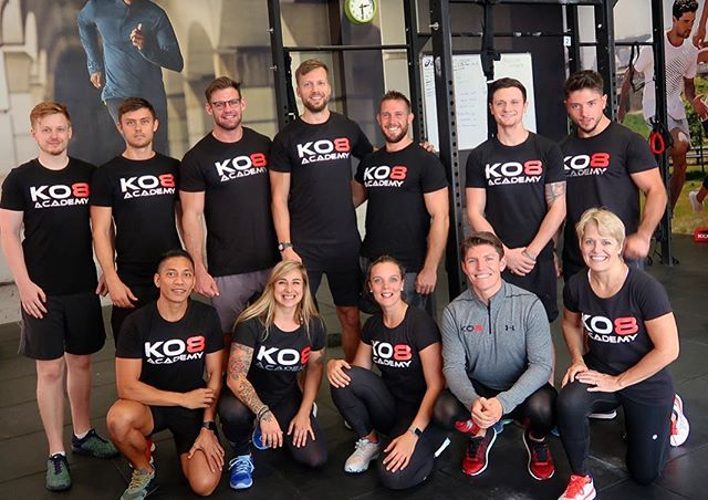 We delivered a private @ko8_fitness Certification yesterday with a superb team of coaches from @smartfitnessuae . . . Soon to be implementing the KO8 system and offering KO8 group training so make sure you head over to JLT and train with these guys, you're gonna love it! . . . #WeTrainWhereWeWant 🌎 KO8ACADEMY.COM @ko8_academy . . . #KO8 #KO8academy #fitness #functionaltraining #functionaltrainer #bodyweighttraining #suspensiontraining #resistancebands #resistancetraining #mobility #mobilitytraining #personaltrainer #dubai #dubaifitfam #dubaipersonaltrainer #pt #mydubai #smartfitnessdubai #jlt #dubaifitness #certification #fitnesscoach #fitnesspro #fitfam #instafit #gym #training