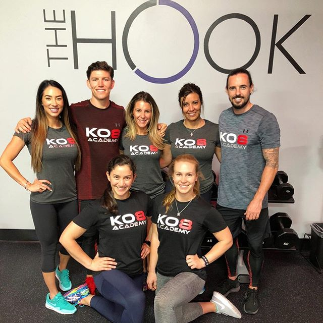 The Hook Boxing For Women in Grapevine, Texas hosted a private in house certification to get there super cool staff trained up in the KO8 System! @thehookstudiostx . . . A truly fantastic space kitted out with some very high level equipment and an awesome squad of coaches. We are very proud to see to  @ko8_fitness will be part of it so head down there and train with the girls! 💪🏻🔥 . . . Our next @ko8_academy Certifications will be: . 7th Oct - Liverpool 🇬🇧 . 13th Oct - Dubai 🇦🇪 . Register your spot now at KO8ACADEMY.COM . . . #WeTrainWhereWeWant 🌍 KO8.FITNESS @ko8_fitness . . . #KO8 #KO8academy #texas #grapevinetx #coaching #personaltrainer #pt #functionaltraining #certification #functionalfitness #fitness #fitnessmotivation #fit #fitnesspro #fitfam #dubaipersonaltrainer #dubaifitfam #ukfitfam #fitnessgirl #fitgirl #fitnesscoach #usa #suspensiontraining #resistance #gym #fitspo #coach #personaltraining #boxing @macros_with_megs @lkdwornik @natalialayne @sineydaortiz
