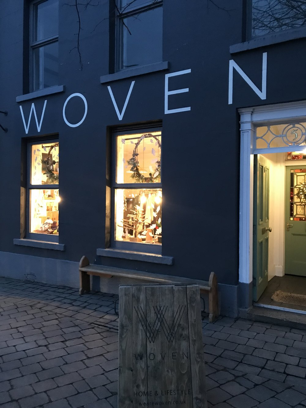 WOVEN - 5a Church Square, BanbridgeNorthern Ireland028 4062 9846