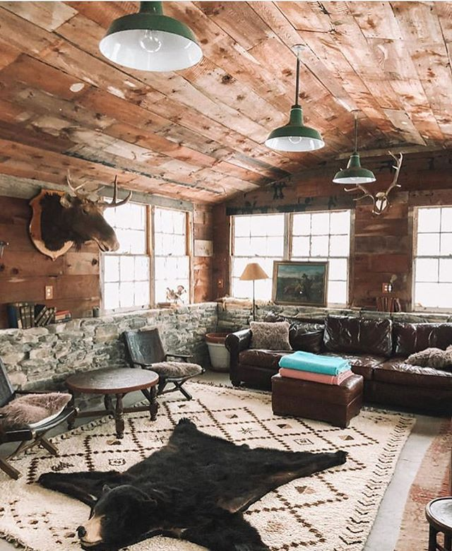 Cressy House, Waupoos  2 hours 41 minutes  Photo via @violettehiebert  Where we'd rather be tonight in a photo. Whether or not taxidermied critters are your thing, Grant van Gameren's @cressyhouse is equal parts quirky and cozy, and may actually be even better in the wintertime (fireplaces aplenty, sprawling family rooms perfect for wine and board games, and scatter-my-ashes-here-it's-so-gorgeous bedrooms). 6 bedrooms, 14 guests, 9 fireplaces... you do the math. DM for the link to book! #escapetoronto