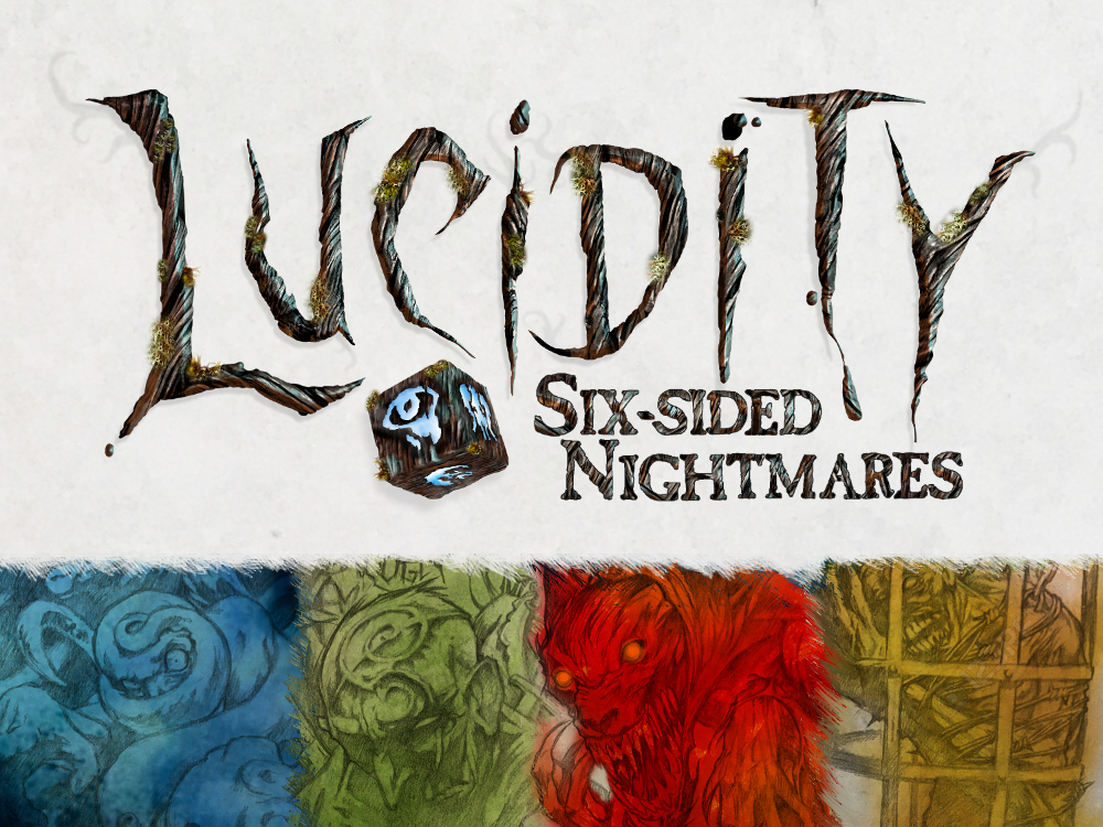 Lucidity: Six-Sided Nightmares  will come to Kickstarter later in the year