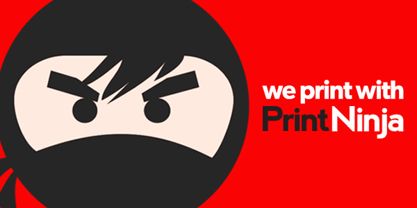 Some printers, like PrintNinja, will even offer incentives to Kickstarters for placing banners like this on their project page