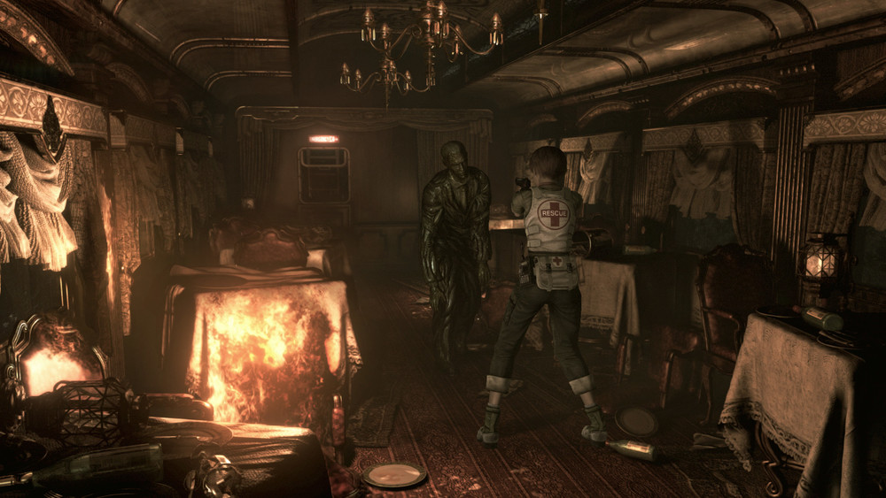 Resident Evil 0 remaster PC review 2