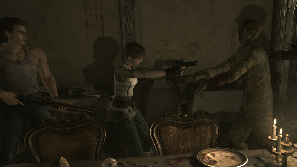 Resident Evil 0 remaster PC review 1