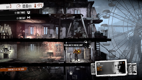 This War of Mine: The Little Ones PS4 Review