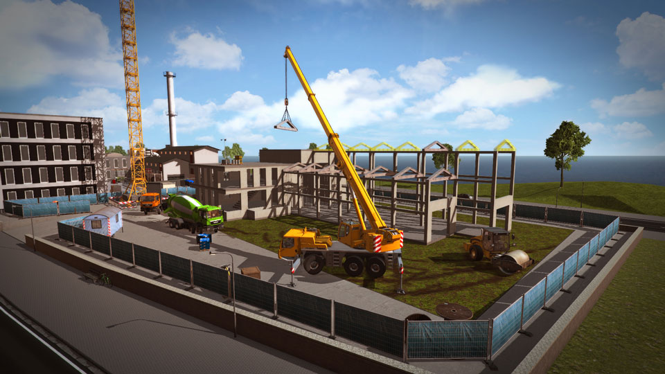 Construction Simulator Review PC 1