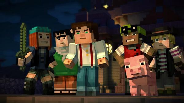 Minecraft Ep 2 rev 1