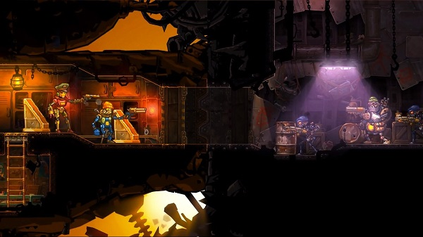 Steamworld Heist Review 2