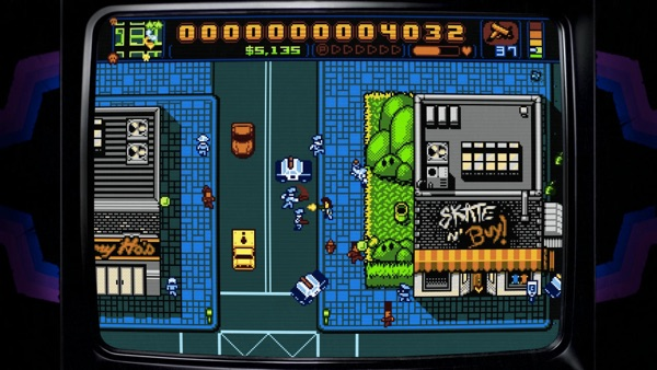 Retro City Rampage PS4 Review