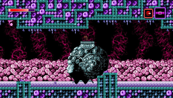 Axiom Verge PS4 004