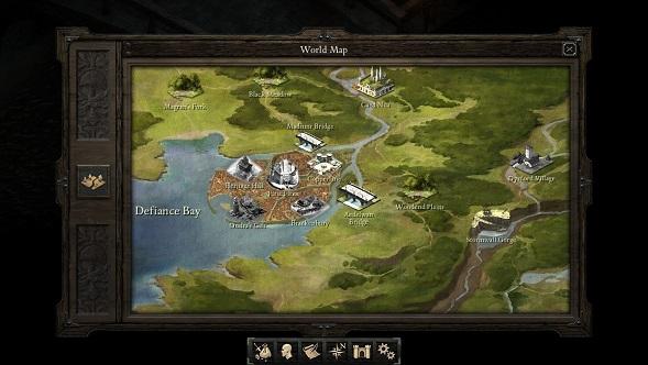 Pillars Of Eternity World Map Complete.Pillars Of Eternity Darkstation