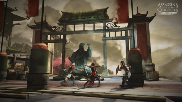 Asssassin's Creed Chronicles: China PS4 Review