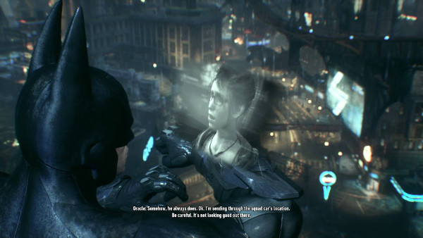 Batman Arkham Knight PS4 002
