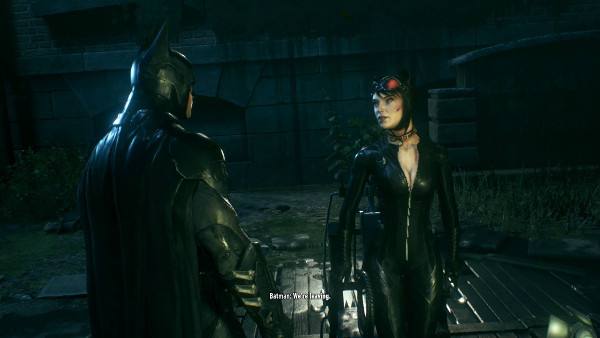 Batman Arkham Knight PS4 003