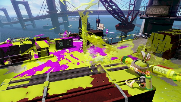 Splatoon Review 4