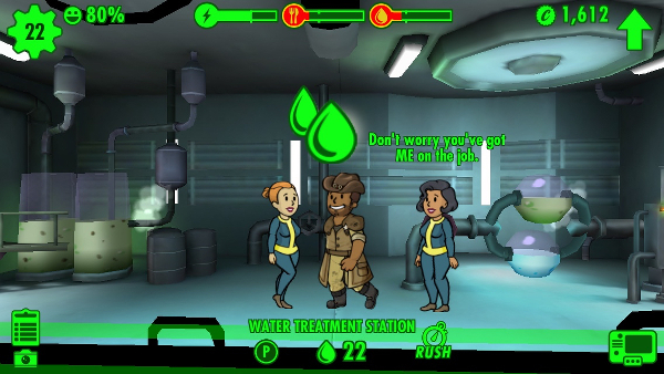 Fallout Shelter iOS Review