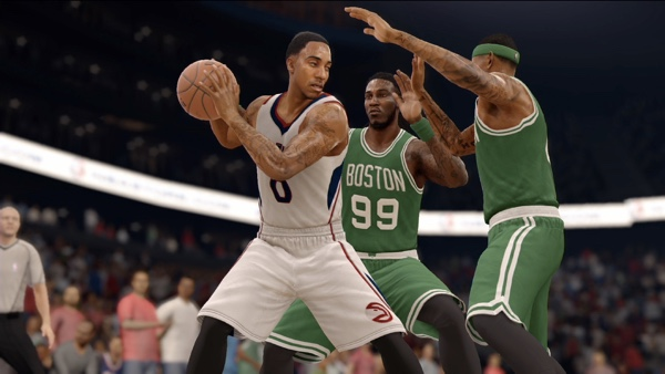 NBA Live 16 PS4 Review