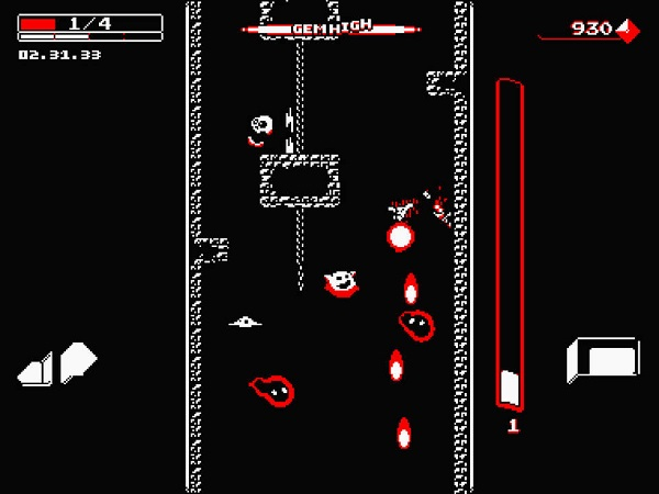 Downwell review 2