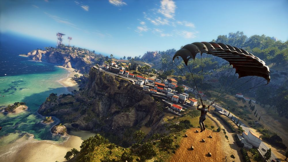Just Cause 3 PS4 Review 1