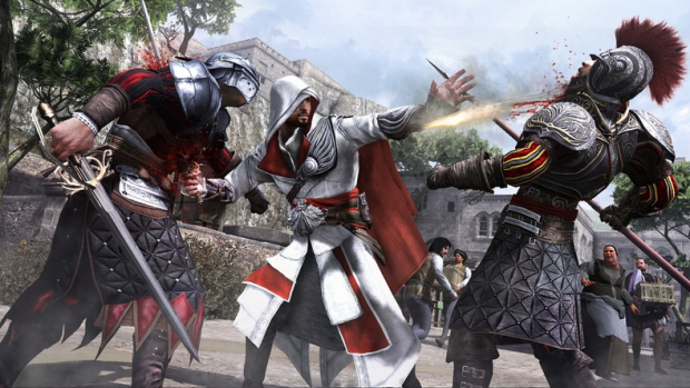 Assassin's Creed Brotherhood Screenshot